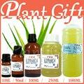 Al por mayor!! compras libres de aceite de masaje cuidado de la piel aceite esencial 100% pure aloe base de aceite intensamente hidratar blanquear