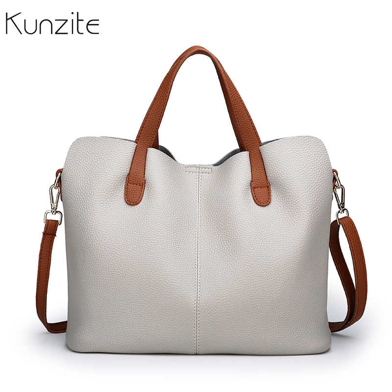 Kunzite Luxury Handbags Women Bags Designer Casual Tote Female Soft Pu Leather Crossbody Bags for Women Shoulder Bags Bolsos Sac