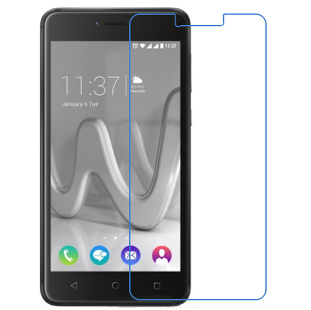 For BQ BQ-5059 Strike Power Protective Explosion Proof Tempered Glass Screen Protector Film