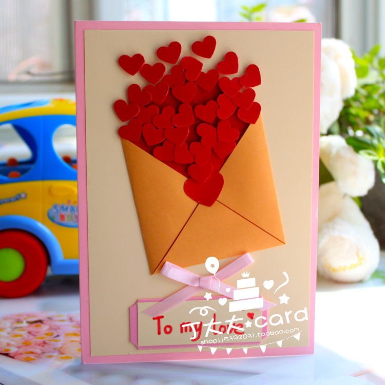 520 Handmade Cards To Send Teachers Thank You Card