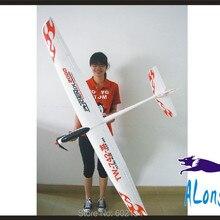 Самолета приводимого в движение с помощью электропривода RC самолет RCHOBBY игрушки самолет-планер 6-канальный размах крыльев 2000 мм Феникс 2000 TW742-3 742-3(комплект или PNP комплект