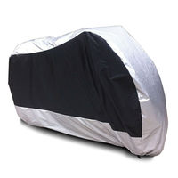 XXXL Waterproof Motorcycle Cover Fit For Harley Davidson Street Glide Electra Glide Ultra Classic FLHTCU Road King Touring