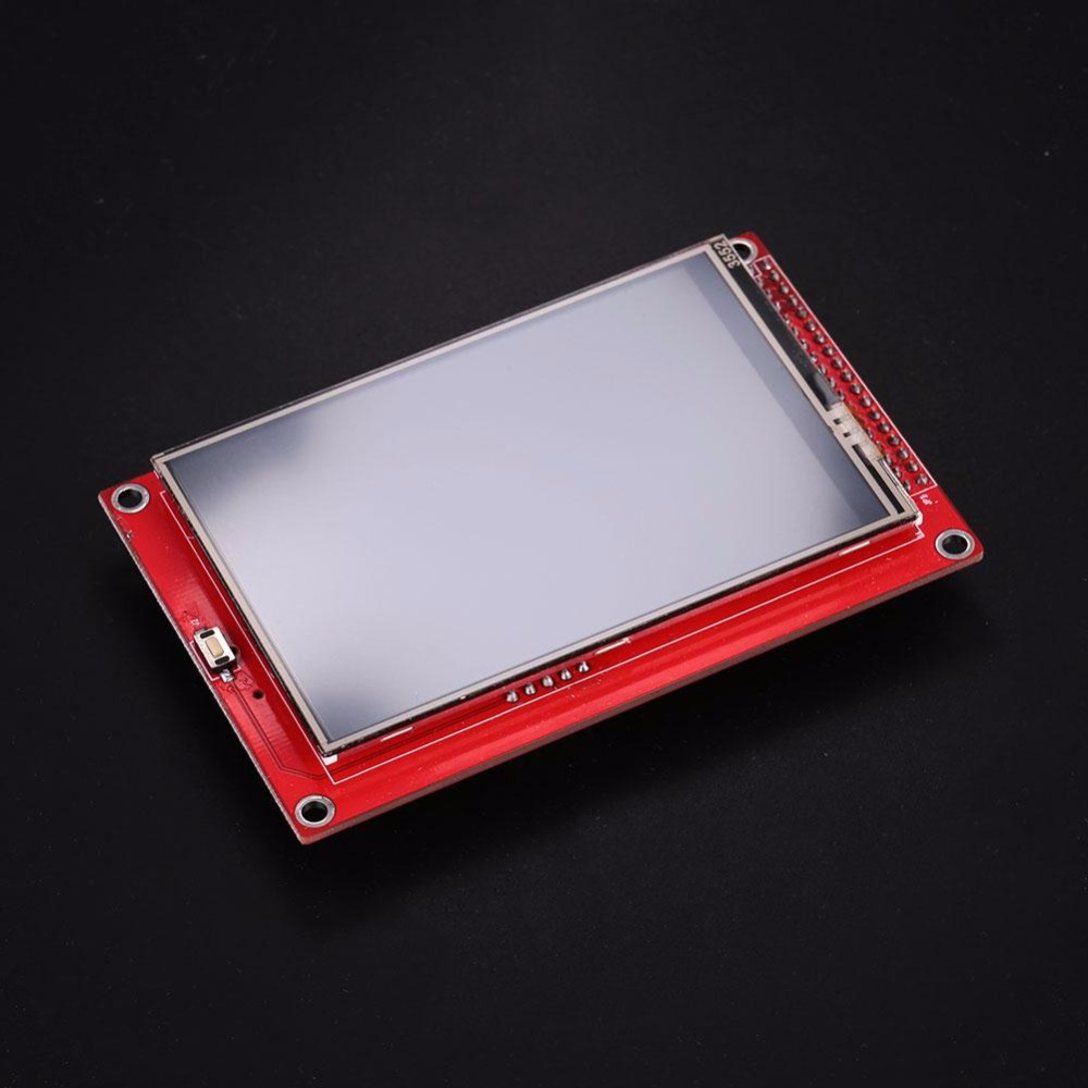 Cewaal TFT 3.5'' LCD Display Color Touch Screen Module For Arduino R3 For UNO Plug And Play Development Board Replacement Parts