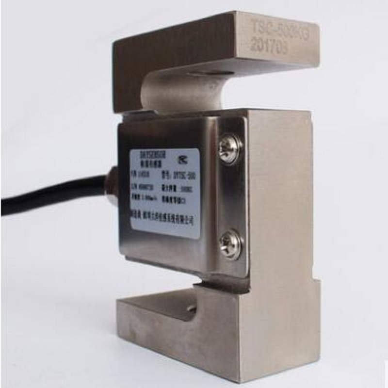 DYTSC S Type Beam Weighing Sensor Pull Pressure Load Cell Replace Mettler Toledo Load Cell 50kg 100 200kg 300 500kg 1T 2T 3T 5TDYTSC S Type Beam Weighing Sensor Pull Pressure Load Cell Replace Mettler Toledo Load Cell 50kg 100 200kg 300 500kg 1T 2T 3T 5T