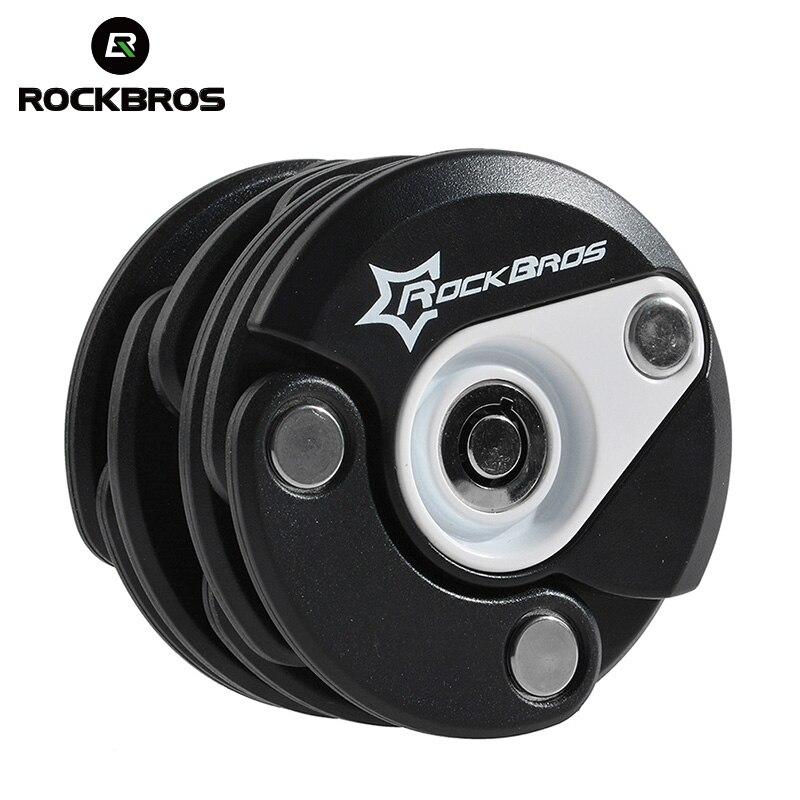 ROCKBROS MTB Kerékpár Mini Összecsukható Lánczár Lopásgátló - Kerékpározás