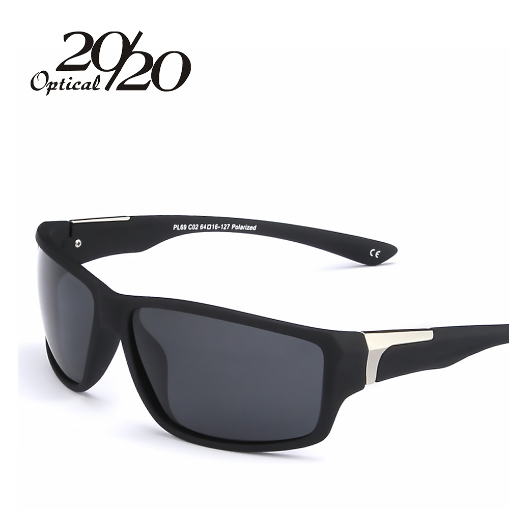 2017 New Polarized Sun Glasses Male Top Quality Men Sunglasses Driving Fashion Travel Eyewear Brand UV400