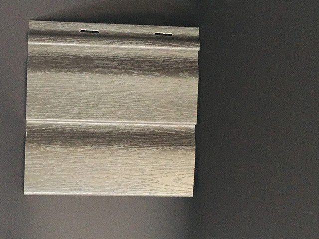 PVC Outdoor Decorative Wall Covering Panels 1.0mm Thick Household  Accessories For Exterior Wall The Leader