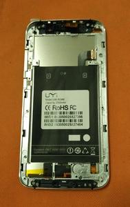 Image 3 - Б/у Оригинальный ЖК дисплей + дигитайзер сенсорный экран + рамка для Уми Рима MTK6753 5,5 дюйма 1280x720 HD Восьмиядерный, бесплатная доставка