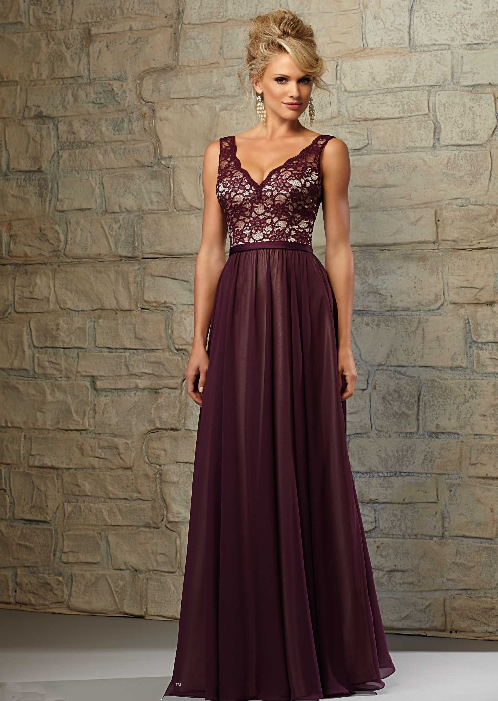 Burgundy lace bridesmaid dresses bridesmaid dressesdressesss burgundy lace bridesmaid dresses ombrellifo Image collections