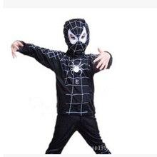 Аниме; карнавальный красный костюм; Carnevale; детский черный костюм; Disfraces Carnaval Karneval; костюм для мальчиков; Одежда для Хэллоуина