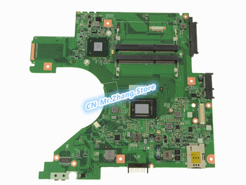 SHELI FOR Dell Vostro V131 laptop 7CH48 07CH48 CN-07CH48 10321-1 DJ5 MB 48.4ND01.011 i3-2350M CPU DDR3