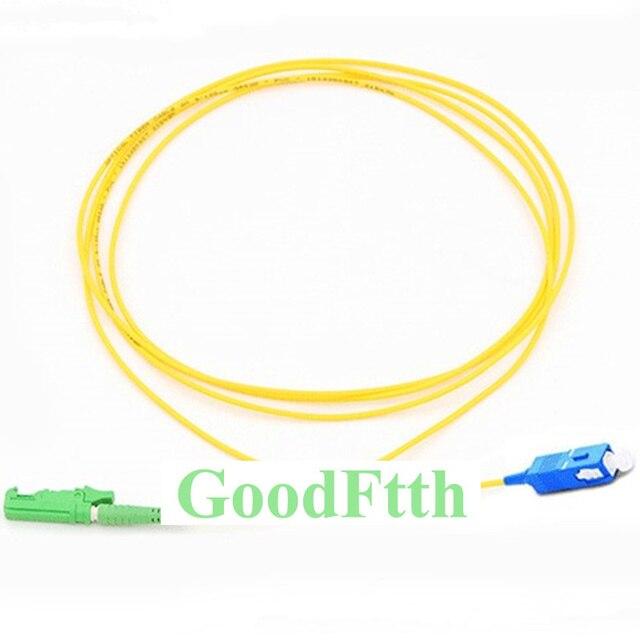 Патч корд SC E2000/APC E2000/APC SC/UPC SM Simplex GoodFtth 100 500m