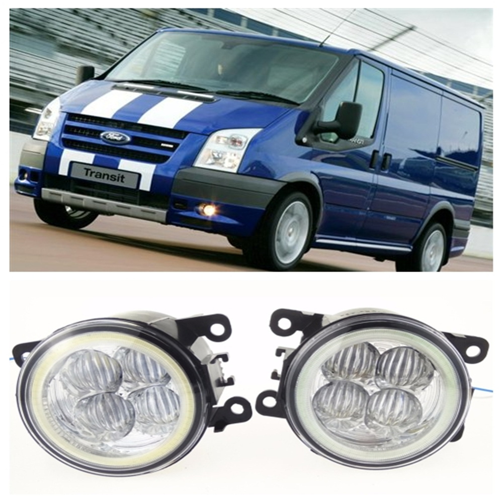 10 Ford Transit 15str Minibus: For FORD TRANSIT Bus 2006 2015 10W High Brightness LED