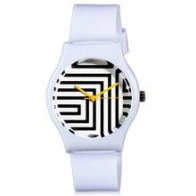 Willis for Mini Women's Fashionable casual watch Zebra Pattern Analog Wrist Watch