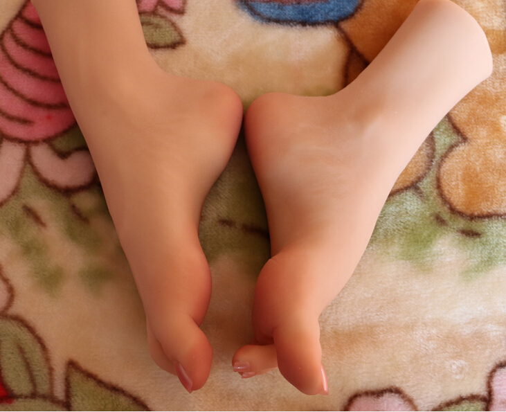 2016 New Top Quality Foot Fetish Toys,Solid Silicone Feet Sex Toy,Adult Toys for Man,Lifelike Skin Ballet Girl Fake Feet top quality new sex products soft feet fetish toys for man young girl lifelike female feet fake feet model for sock show