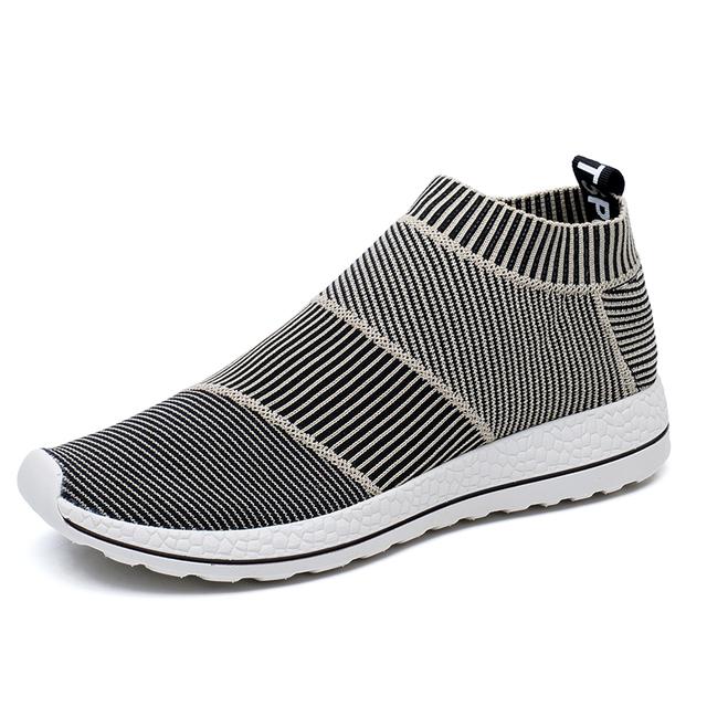 Men's Multicolor Cotton Loafers