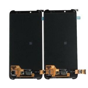 Image 4 - شاشة عرض أصلية 6.01 بوصة مجربة لهاتف شاومي BlackShark Helo بشاشة عرض LCD + محول رقمي للوحة اللمس لشاشة عرض سمك القرش الأسود