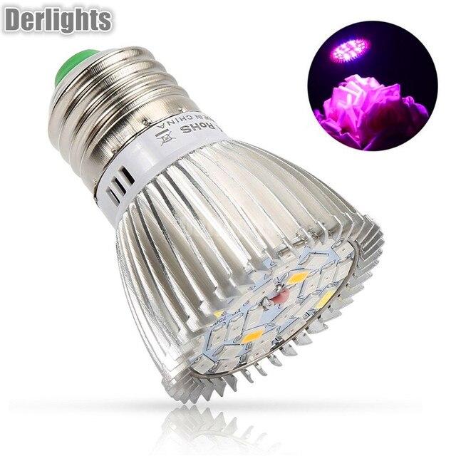 Aliexpress.com : Vollspektrum 28 Watt E27 E14 GU10 Led Wachsen Licht ...