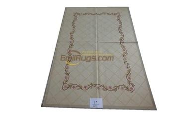 carpets for bed room living carpet aubusson rug handmade woolen carpets 183CMX274CM (6 'X 9') 9 gc125aub yg19