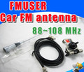 FMUSER CA-100 Car FM Antenna for FM transmitter radio broadcaster 0-100w high gain 88-108MHz adjustable