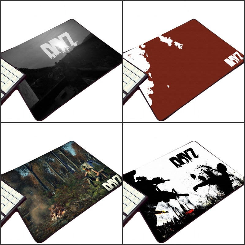 Mairuige So Hot Video Game Dayz Player Rubber Computer Gaming Mouse Pad Cool Pattern Diy Printed Mini Pc Table Mousepad Mats