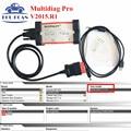 Multidiag Pro V2015.R1 Con Bluetooth Activo Libre Igual que Tcs CDP Pro Nuevo VCI Para Autos/Camiones Multi Diag Pro TCS CDP Envío nave