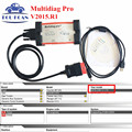 Multidiag Pro V2015.R1 With Bluetooth Free Active Same As Tcs CDP Pro New VCI For Cars/Trucks Multi Diag Pro TCS CDP Free Ship