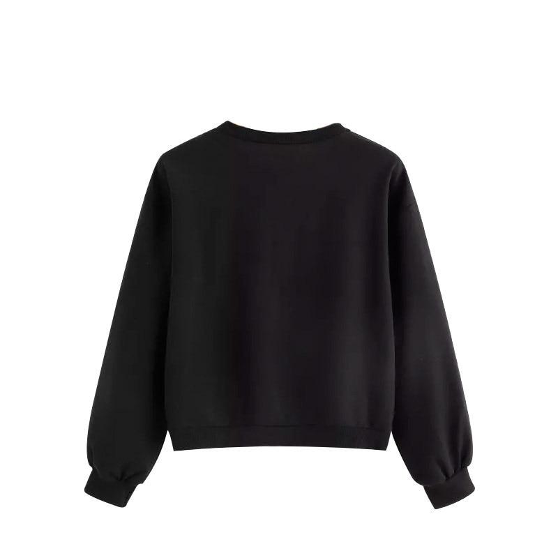 2019 Womens Clothing Rose Printing Hoodies Plus Size Women Sweatshirt Clothes Harajuku Valentine 39 s Day in Hoodies amp Sweatshirts from Women 39 s Clothing