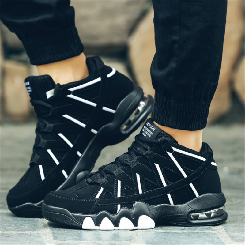 zapatos de mujer Running shoes for Women and Men leather Sneakers shoes Air cushion Sports Shoes Arena Outdoor Walking Jogging
