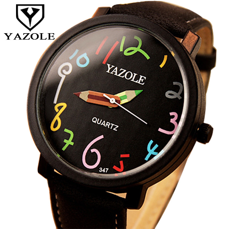 YAZOLE Wrist Watch Women Watches 2017 Famous Brand Female Clock Quartz Watch Ladies Quartz-watch Montre Femme Relogio Feminino yazole quartz watch women watches ladies brand famous wrist watch female clock quartz watch montre femme relogio feminino e50