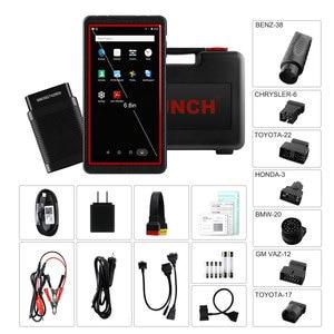 Image 5 - Uruchomienie X431 Pro Mini OBD2 Auto pełny System narzędzie diagnostyczne wsparcie Bluetooth/Wifi X 431 Pro Mini skaner samochodowy 2 lata darmowa aktualizacja