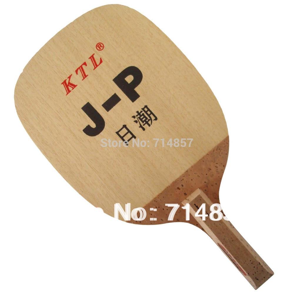 Original KTL J-P Japanese penhold table tennis / pingpong blade Japanese Penhold JS