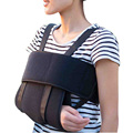 Free Shipping Sponge Shoulder Arm Sling Swathe Brace Reinforced Immobilizer Broken Arm Fracture Or Shoulder Injuries
