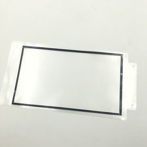 Image 3 - 10PCS LCD Screen Dust Proof Sponge Gel Frame Mat For Nintendo Switch Console