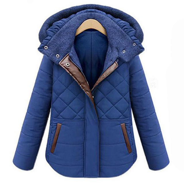 Blue Winter Jacket - Fashion Ideas