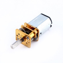 150RPM Miniature Electric Reduction Gear Motor Metal Gearbox for RC robot model Toy DIY engine Camera motor