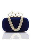 FGGS-Women's Elegant Evening Bag Ladies' Handbag Clutch Bag Ideal for wedding and evening dresses