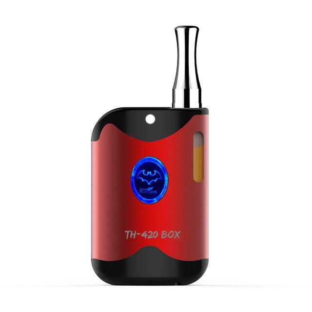 TH-420 Mini CBD Oil Vape Box 650mAh Battery 1