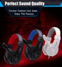 Sconto LPS G1 Musica Super Bass Gaming Headset Casque Audio Auricolare Luce Cuffia con Microfono per Computer PC Gamer