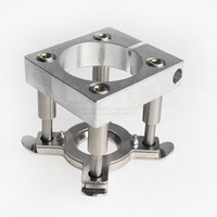 CNC engraving machine spindle automatic pressure plate floating pressure feeder for DIY cnc router parts