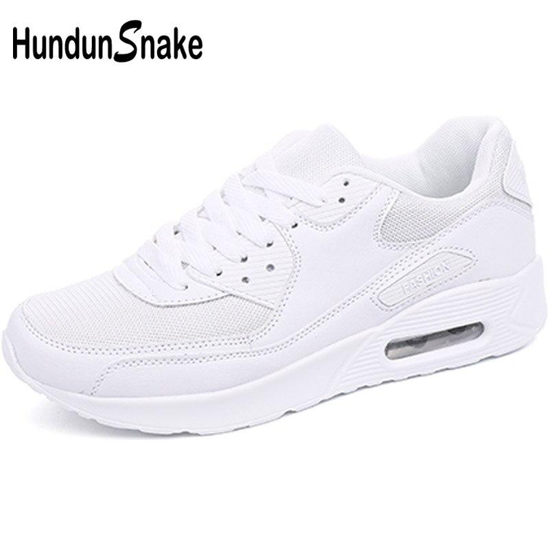 Hundunsnake Лето Для мужчин Спортивная обувь женские кроссовки Для мужчин Спортивная обувь для мужчин белые кроссовки Для мужчин кроссовки для Д...