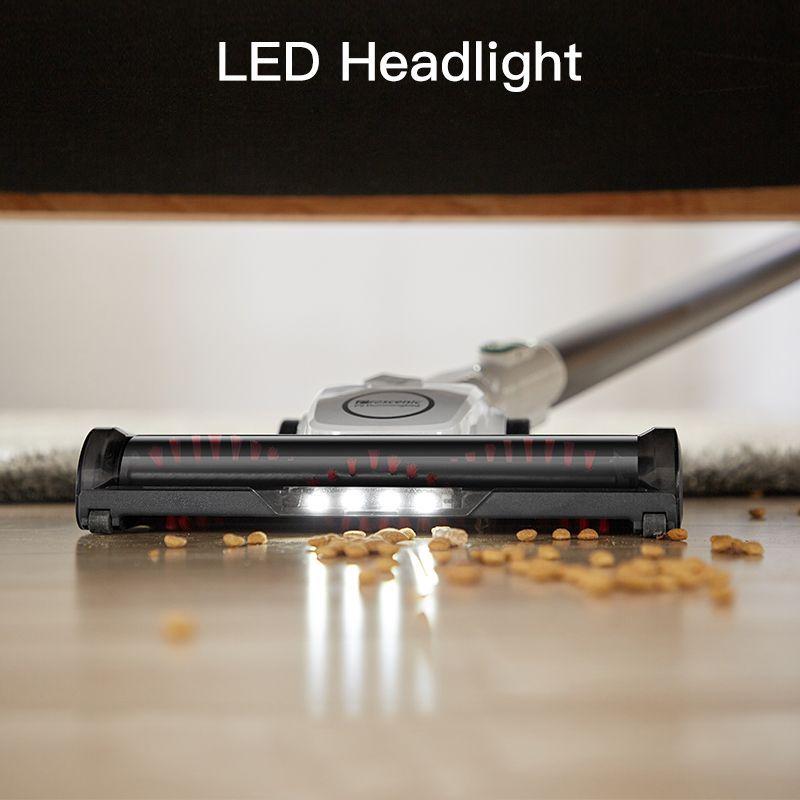 Proscenic P9 Haute Puissance aspirateur lumière led Portable De Poche Aspirateur Balai Sans Fil 3 dans 1 - 5