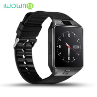 IWOWNfit Smart Watch Fashion Smartwatch All Compatible Smart Electronics Bluetooth Smartwatch Dz09 For Android Phone