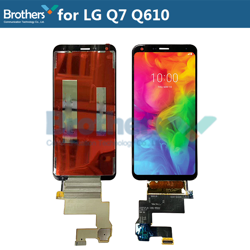 Screen For LG Q7 Q610 LCD Display Touch Screen Digitizer for LG Q7 Q610 LCD Assembly LCD Screen Phone Replacement Tested WorkingScreen For LG Q7 Q610 LCD Display Touch Screen Digitizer for LG Q7 Q610 LCD Assembly LCD Screen Phone Replacement Tested Working