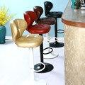 Американский ретро стул барный стул кресельный подъемник барный стул барный стул перед Европейский простой поворотный спинка стула