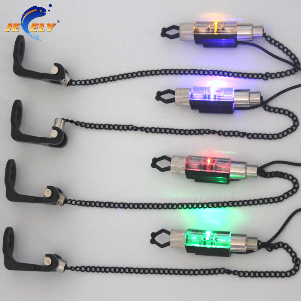 SW5 Carp Fishing Bite Indicator Chain Fishing Swinger Illuminated For Bite Alarm