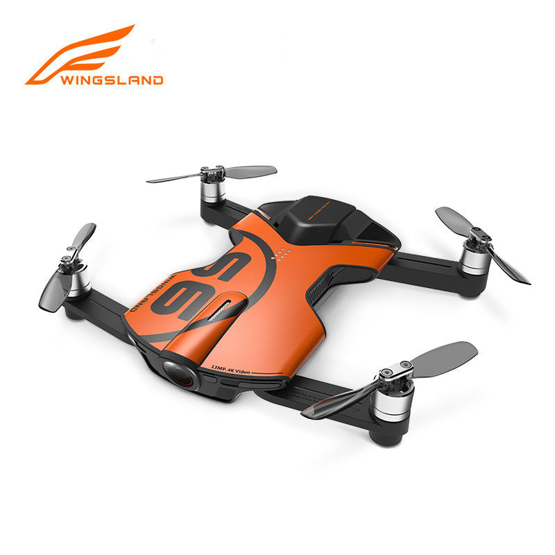 Wingsland S6 For Pocket Selfie Drone WiFi FPV With 4K UHD Camera Comprehensive Obstacle Avoidance F19613/4 path planning and obstacle avoidance for redundant manipulators