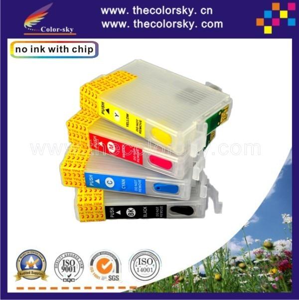 RCE-891-894) 5 комплектов многоразовый картридж с чернилами для Epson t0891-t0894 89 bk/c/m/y Stylus S20 SX100 SX105 SX200 SX205 SX400