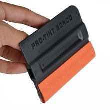 EHDIS Vinyl Film Car Wrap Carbon Fiber No-scratch Pro Tint Bondo Suede Edge Squeegee Snow Scraper Applicator Squeegee Tool