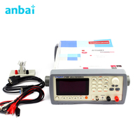 Capacitor Leakage Current Meter Tester Output Voltage 1V 650VDC AT680